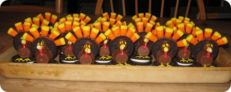 Homemade Turkeys cropped
